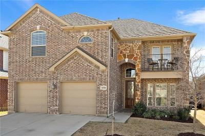 Little Elm Single Family Home For Sale: 14204 Notting Hill Drive