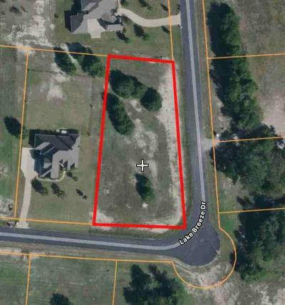 Residential Lots & Land For Sale: Lot F5 Lake Breeze Drive