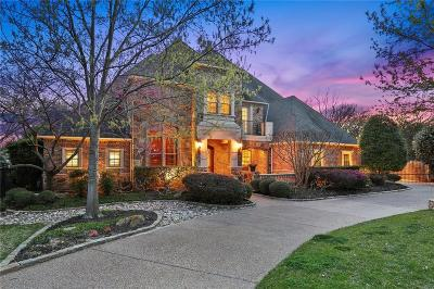 Southlake Single Family Home For Sale: 405 Borders Court