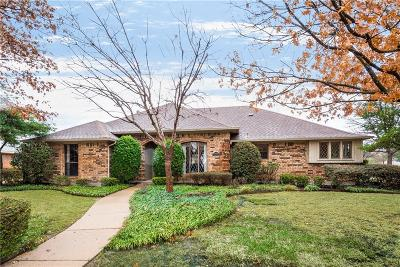 Single Family Home Active Option Contract: 6002 Raleigh Drive