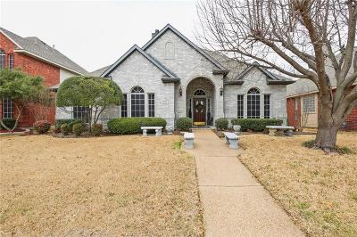 Allen Single Family Home For Sale: 527 Cameron Lane