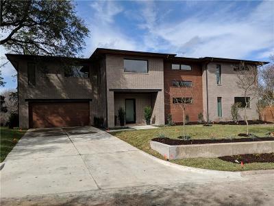 Dallas Single Family Home For Sale: 781 Evergreen Hills Road