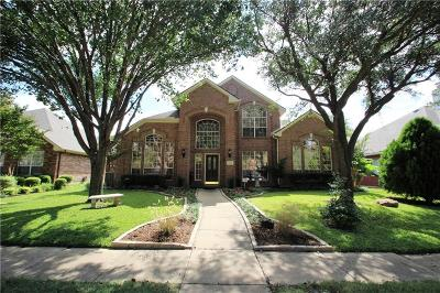 Allen Single Family Home For Sale: 1421 N Crossing Drive