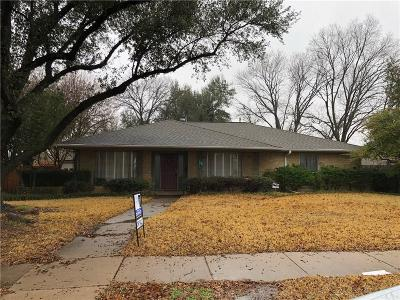 Garland Single Family Home For Sale: 309 Xavier Drive