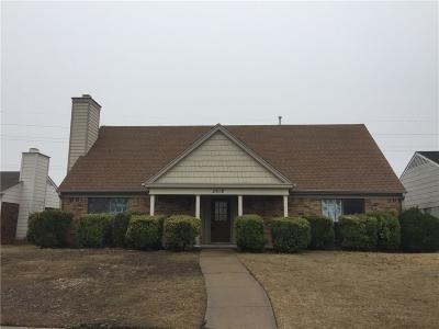 Garland Single Family Home For Sale: 2918 Geneva Drive