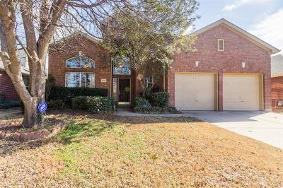 Corinth Single Family Home For Sale: 3102 Brett Road