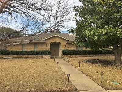 Richardson Single Family Home Active Option Contract: 410 Northview Drive