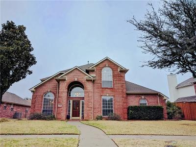 Plano Single Family Home For Sale: 9228 Cornerstone Drive