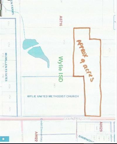 Wylie Farm & Ranch For Sale: Tbd County Rd 1378