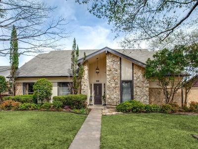 Richardson Single Family Home Active Option Contract: 1901 Sara Lane