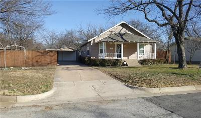 Single Family Home For Sale: 6853 Routt Street
