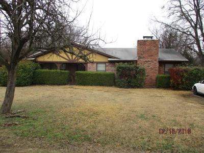 Single Family Home For Sale: 1030 N Hill Street