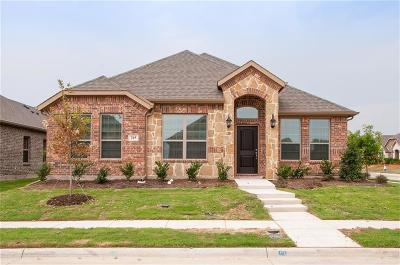 Red Oak Single Family Home For Sale: 215 Melody