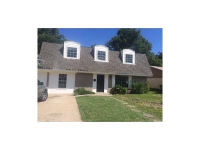 Garland Single Family Home For Sale: 4249 Burning Tree Lane