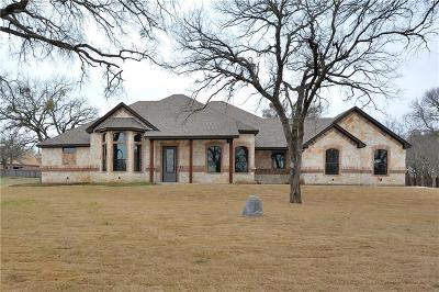 Weatherford Single Family Home For Sale: 118 Elm Crest Court