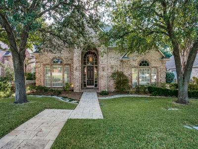 Allen Single Family Home Active Contingent: 505 Laredo Circle