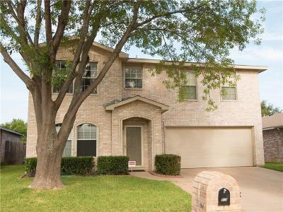 Garland Single Family Home For Sale: 909 Mill Branch Drive