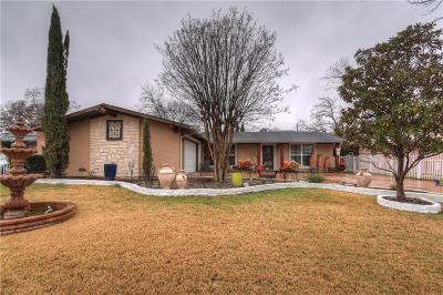 Dallas Single Family Home For Sale: 3045 Satsuma Drive