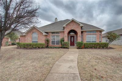 Wylie Single Family Home For Sale: 507 Kathy Lane