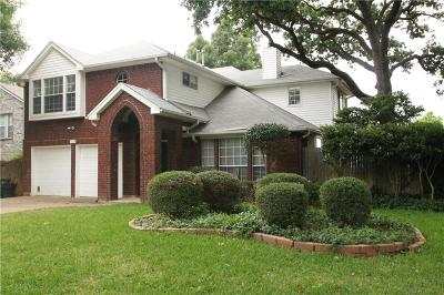 Grapevine Residential Lease For Lease: 1719 Brettenmeadow Drive