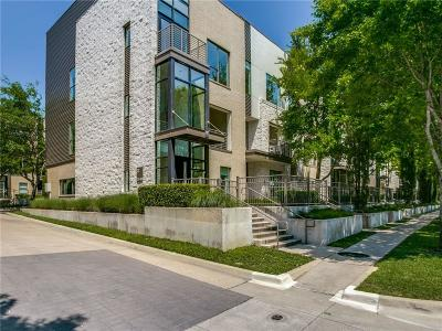 Dallas Condo For Sale: 4111 Newton Avenue #21