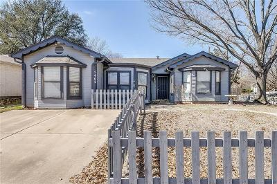 Arlington Single Family Home For Sale: 5402 Spring Willow Drive