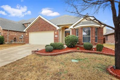 Little Elm Single Family Home For Sale: 939 Lake Grove Drive