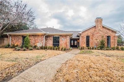 Single Family Home For Sale: 6523 Barkwood Lane