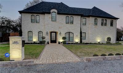 Dallas Single Family Home For Sale: 4247 Ridge Road
