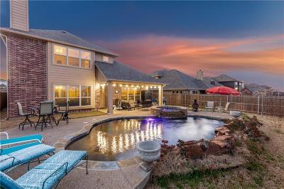 Single Family Home For Sale: 12724 Steadman Farms Drive