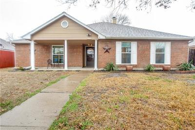 Rowlett Single Family Home For Sale: 4009 Dorchester Drive