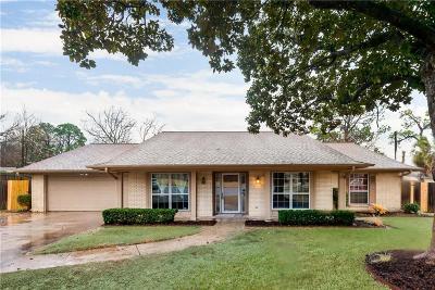 Arlington TX Single Family Home For Sale: $265,000