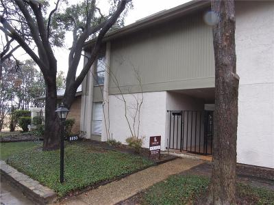 Dallas Townhouse For Sale: 9850 Smokefeather Lane