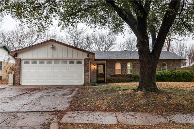 Single Family Home For Sale: 1007 Avington Court