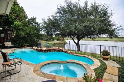Collin County, Dallas County, Denton County, Kaufman County, Rockwall County, Tarrant County Single Family Home For Sale: 8710 Broken Point Drive