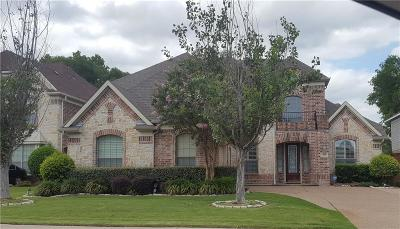 Allen Single Family Home For Sale: 966 Terracotta Drive