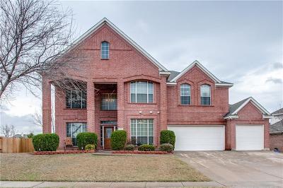 Wylie Single Family Home For Sale: 3402 Abelia Drive