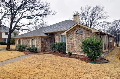 Lewisville Single Family Home For Sale: 1940 Hidden Trail Drive