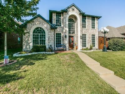 Frisco Single Family Home For Sale: 11612 Charlotte Lane