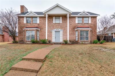 Carrollton Single Family Home For Sale: 2515 Dove Creek Lane