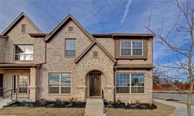 North Richland Hills Townhouse For Sale: 8245 Cotton Belt Lane