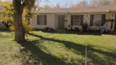 Denton Multi Family Home For Sale: 715 Coit Street