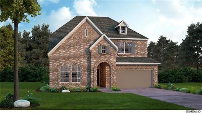 Celina TX Single Family Home For Sale: $427,966
