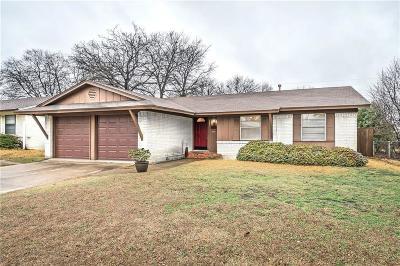 Garland Single Family Home For Sale: 4605 Huntington Drive