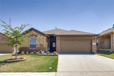 Haslet TX Single Family Home For Sale: $263,900