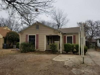Dallas Single Family Home For Sale: 1826 Maryland Avenue