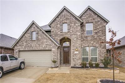 Mckinney Single Family Home For Sale: 10824 Patton Drive