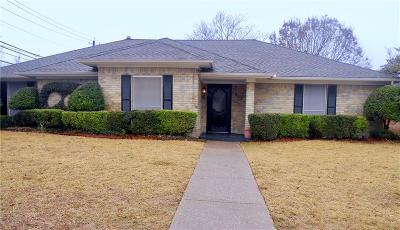Garland Single Family Home For Sale: 917 Meadowgate Drive