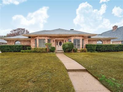 Arlington Single Family Home Active Option Contract: 2004 Lake Country Drive