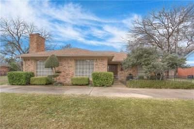 Benbrook Single Family Home For Sale: 3808 Hollow Creek Road